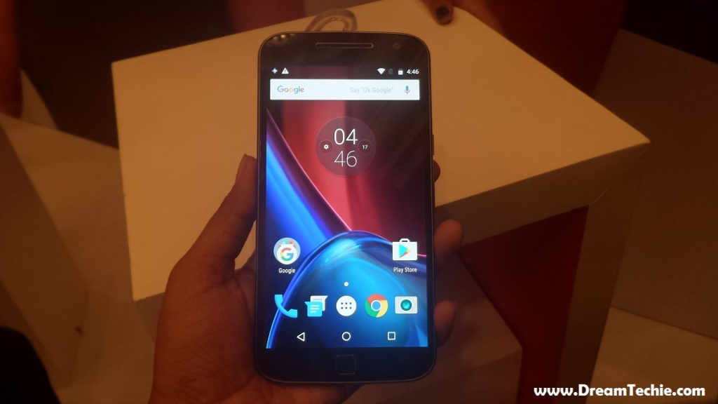Moto G4 Plus Black