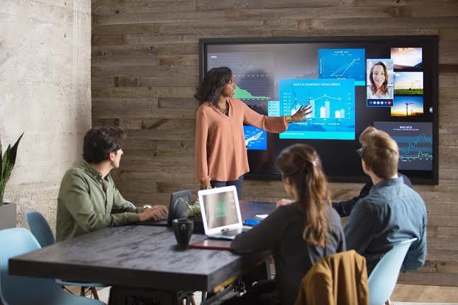 Prysm Visual Workplace Collaboration
