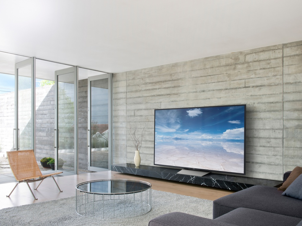 Sony Launched New TV Line X8500D -2