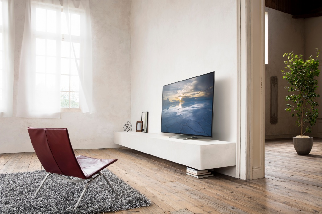 Sony Launched New TV Line X9300D -2