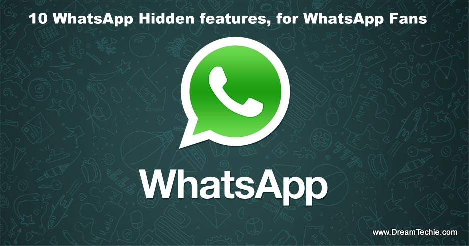 10 WhatsApp new features