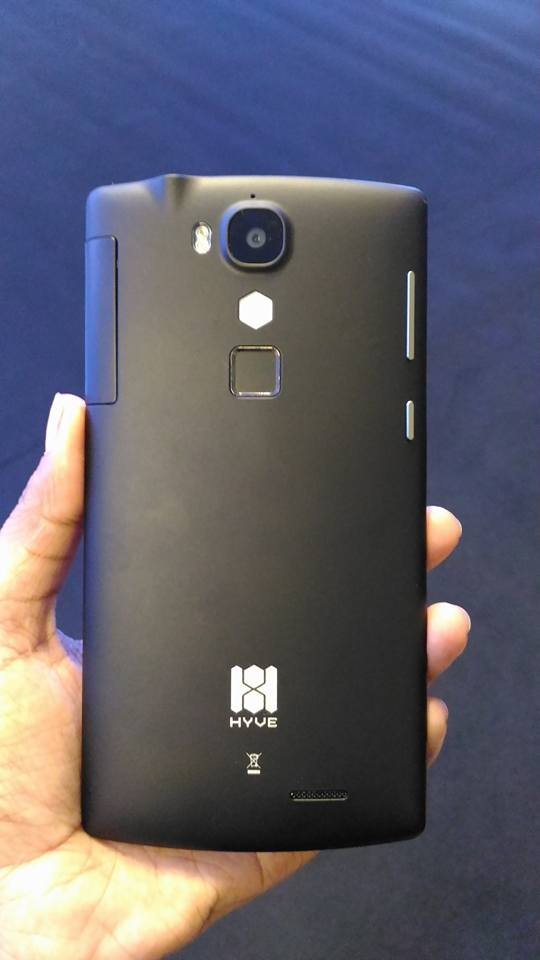 Hyve mobility launched flagship device #Buzz