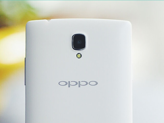 Oppo Neo 5 With 4.5-Inch Display