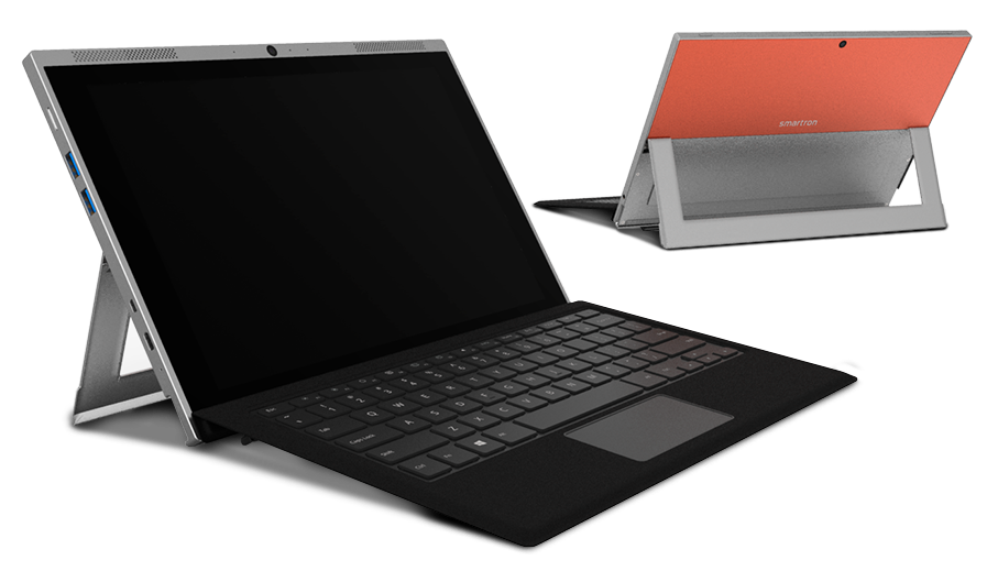 Smartron tbook  A high-performance ultrabook. A convenient convertible.
