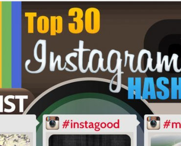 Top 30 Instagram Hashtags for Engagement