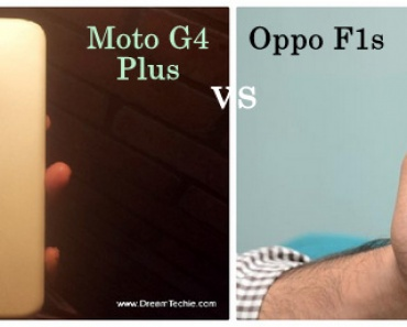 Moto G4 Plus vs Oppo F1s