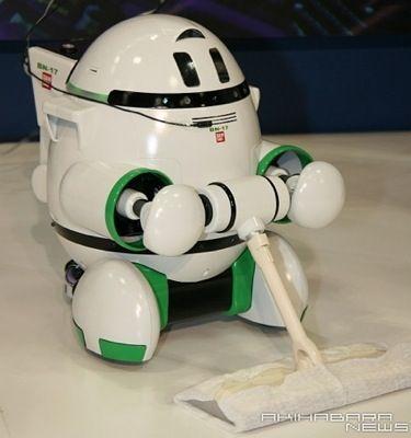 clean-g-robot