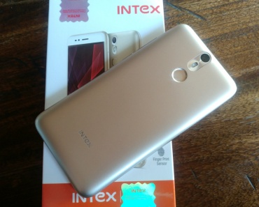 Intex Aqua S7 Design
