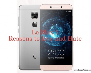 Le Max 2 - Reasons to love and Hate