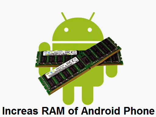 How To Increase Ram Of Android Phone Device Using Sd